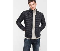 4Seasons Steppjacke, schwarz
