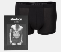 Shorts Supima Cotton, schwarz