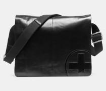 Messenger Bag Jones, schwarz