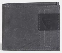 Geldbörse Richmond, vintage-schwarz
