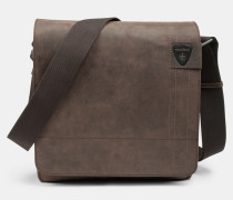 Messenger Bag Richmond, vintage-braun
