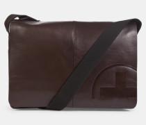 Messenger Bag Jones, dunkelbraun