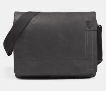 Messenger Bag Richmond, vintage-schwarz