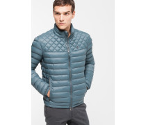 4Seasons Steppjacke, grau-blau