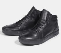 High Top Sneaker Evans, schwarz