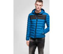 4Seasons Steppjacke, blau