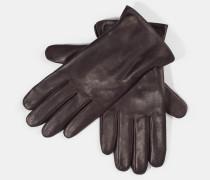 Smart Touch Handschuhe, dunkelbraun