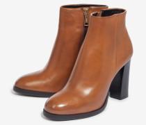 Ankle Boot Viola in Cognac