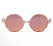 Sonnenbrille in Apricot