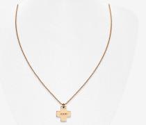 Halskette Paladin in Roségold gold