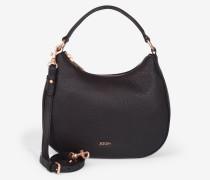 Mini Hobo-Bag Aja in Schwarz