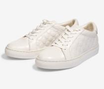 Sneaker Coralie in Natur-Weiß