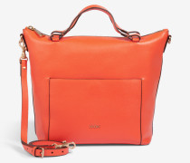 Kleiner Shopper Elena in Orange