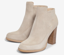 Ankle Boot Viola in Creme
