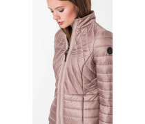 Stepp-Jacke Orla in Nude