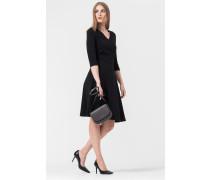 A-Linien-Kleid Derry in Schwarz