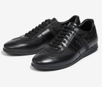 Sneaker Hernas in Schwarz