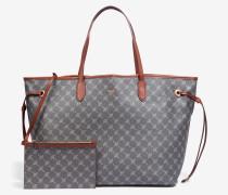 Großer Shopper Lara in Grau