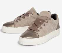 Sneaker Daphne in Taupe
