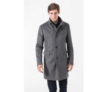Mantel Micor in Grau
