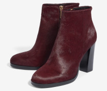 Ankle Boot Viola in Dunkelrot