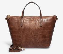 Handtasche Helena in Cognac
