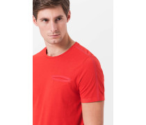 T-Shirt Thilo in Rot