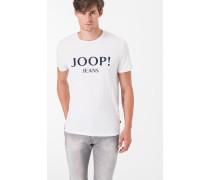 T-Shirt Alex in Weiß