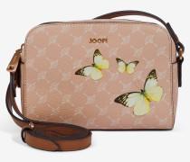 Umhängetasche Cloe Butterflies in Rosé
