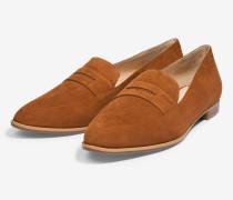 Loafer Ismene in Cognac