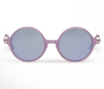 Sonnenbrille in Flieder