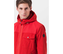 Jacke Laines in Rot