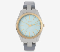 Armbanduhr Classic in Gold/Lindgrün Gold