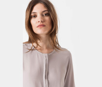 Bluse Bela in Taupe