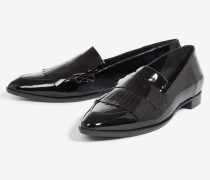 Loafer Ismene in Schwarz