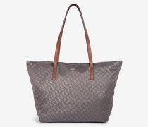 Shopper Helena in Taupe