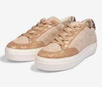 Plateau Sneaker Daphne in Nude
