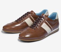 Sneaker Hernas in Cognac