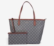 Shopper Lara in Grau