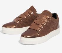 Sneaker Daphne in Braun