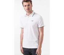 Poloshirt Amadeo in Weiß