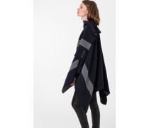 Cape Alice in Marine/Grau Grau