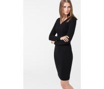 Etui-Kleid Dena in Schwarz