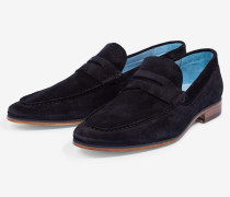 Loafer Michalis in Marine