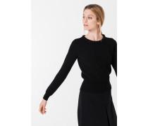 Pullover in Schwarz