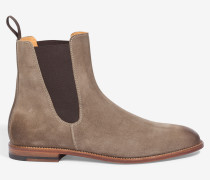Chelsea Boots by Ludwig Reiter in beige