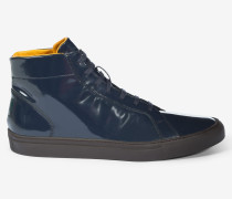 Halbhoher Sneaker Tramp in Marine