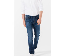 Jeans Romeo in Denim-Blue