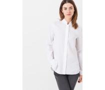 A-Linien-Bluse in Weiß