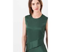 Etui-Kleid in Smaragd-Grün
